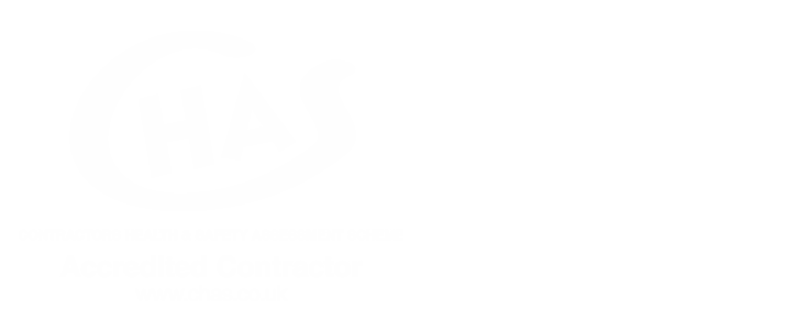 Safe Contractor and Chas Logo