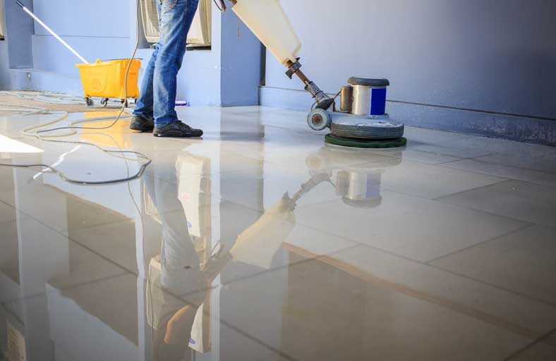 Why use a professional company to clean your office